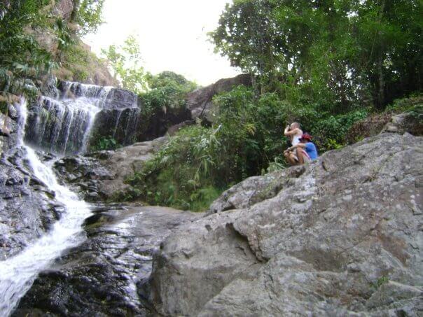 Huay Kaew Falls Chiang Mai