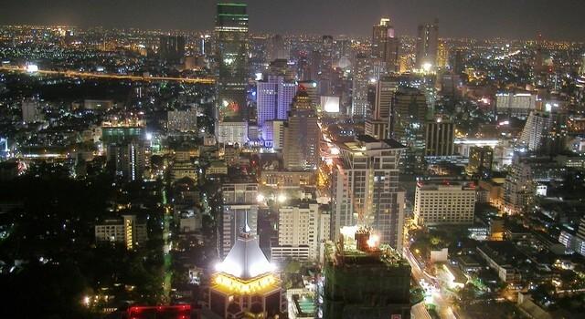Fra Bangkok til Chiang Mai – Find rejsemulighederne her