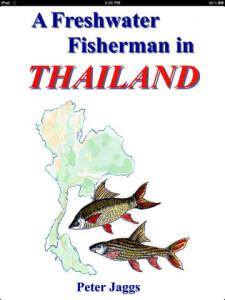 Freshwater Fisherman in Thailand - En god bog omkring lystfiskeri i Thailand