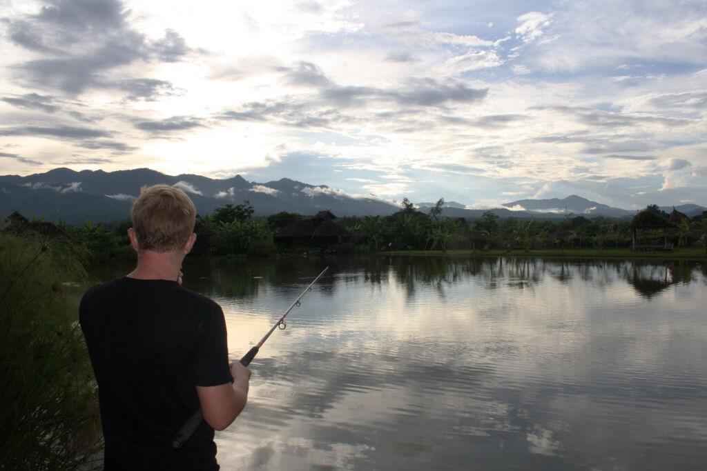 Fisketur til Pai
