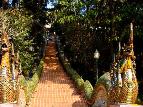 10 anbefalelsesværdige attraktioner i Chiang Mai