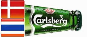 Carlsberg thailand