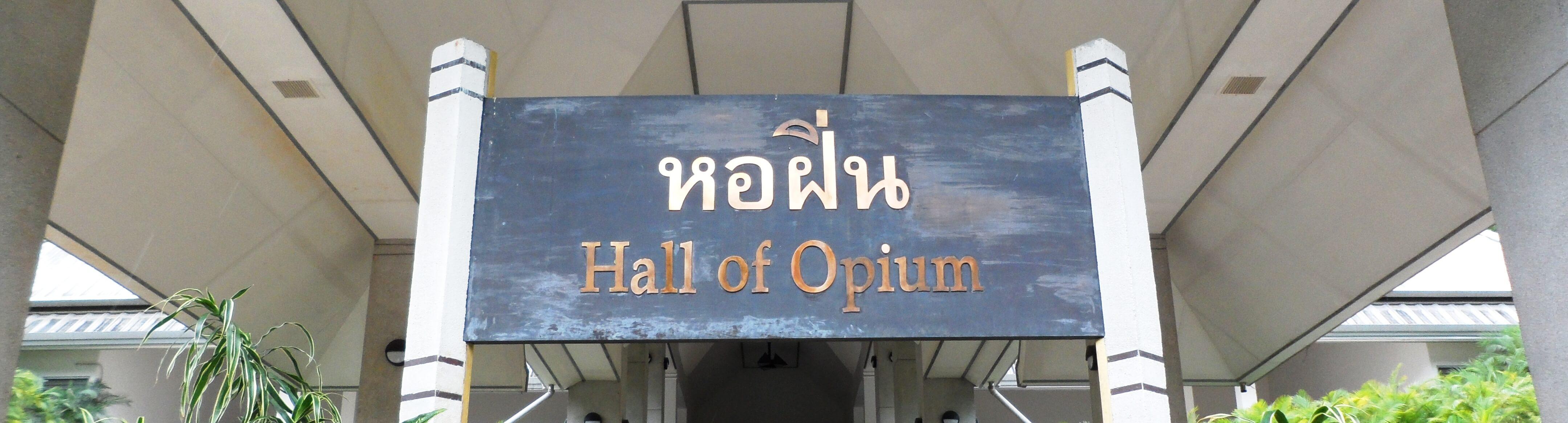 Hall Of Opium – Museum om opiumens historie