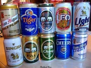 thailandske øl