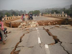 jordskælv myanmar 2011 marts