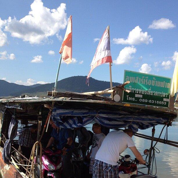 Det kan man nå at opleve på 6 timer i Chiang Mai