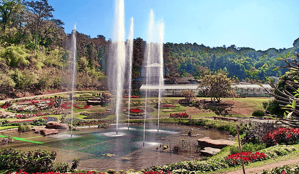 Queen Sirikit Botanical Gardens