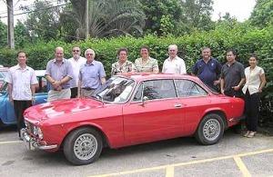 Classic Cars of Lanna