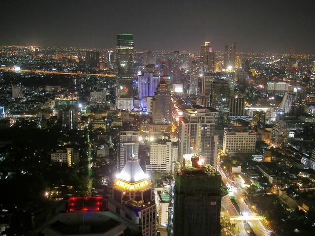Weekend i Bangkok