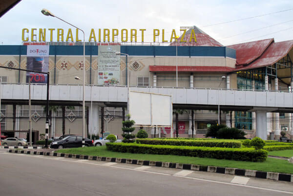 Fotoudstilling i Central Airport Plaza