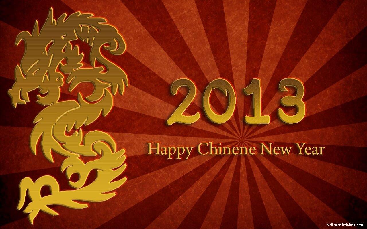Kinesisk nytår i Nordthailand