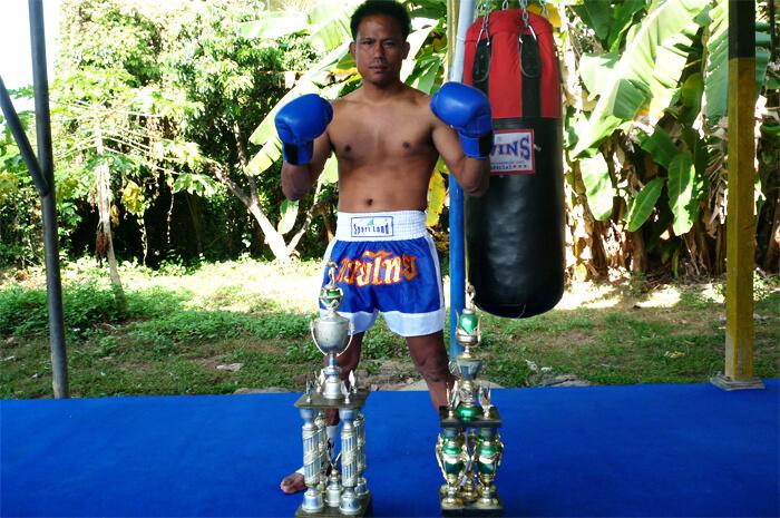 Prøv kræfter med Thai-boksning
