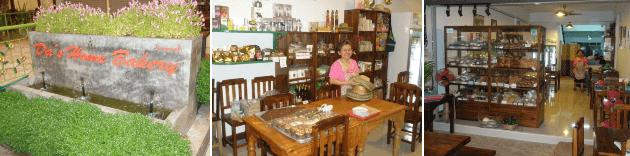 Da Bakery Chiang Mai