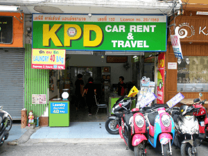 KPD Car Rent Office