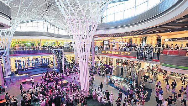 Promenada: Nyt kæmpe shoppingcenter i Chiang Mai