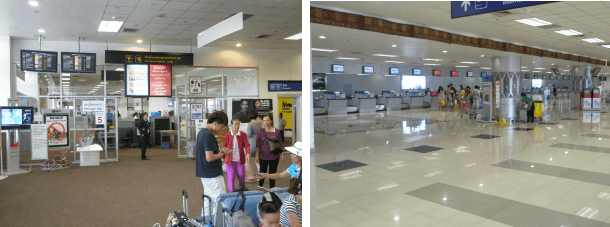 til slut chiang mai lufthavn