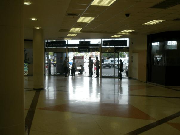 udgang chiang mai lufthavn