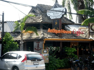 Antique House Chiang Mai