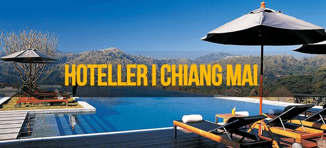 Hoteller i Chiang Mai