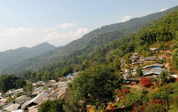 Doi Pui Tribal Village and National Park