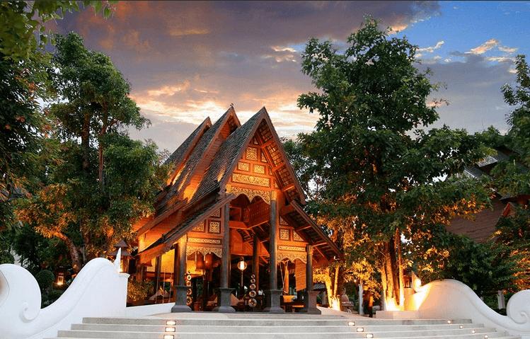 Khum Phaya Resort & Spa Centara Boutique