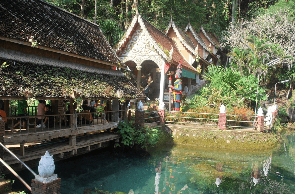 Karen Long Neck Tribe & Chiang Dao Cave