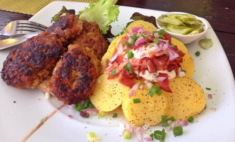 Dansk mad i Chiang Mai