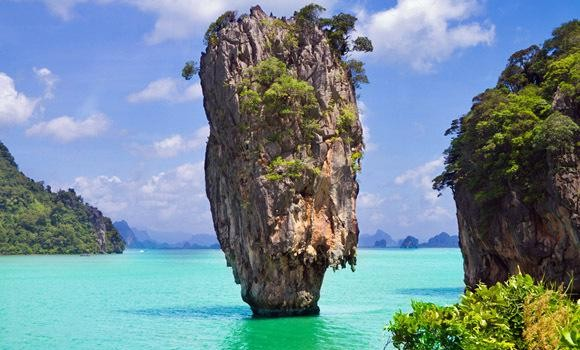 De 5 mest fantastiske byer og områder i (hele) Thailand