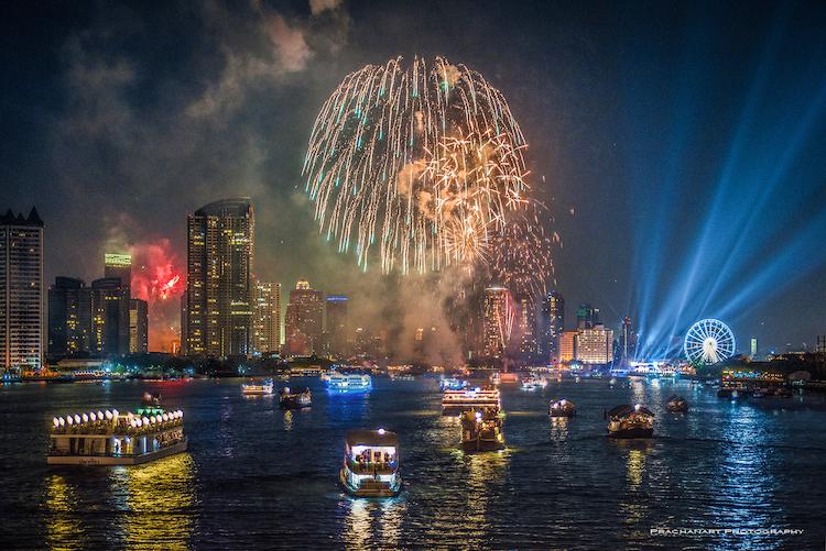 Nytår i Thailand