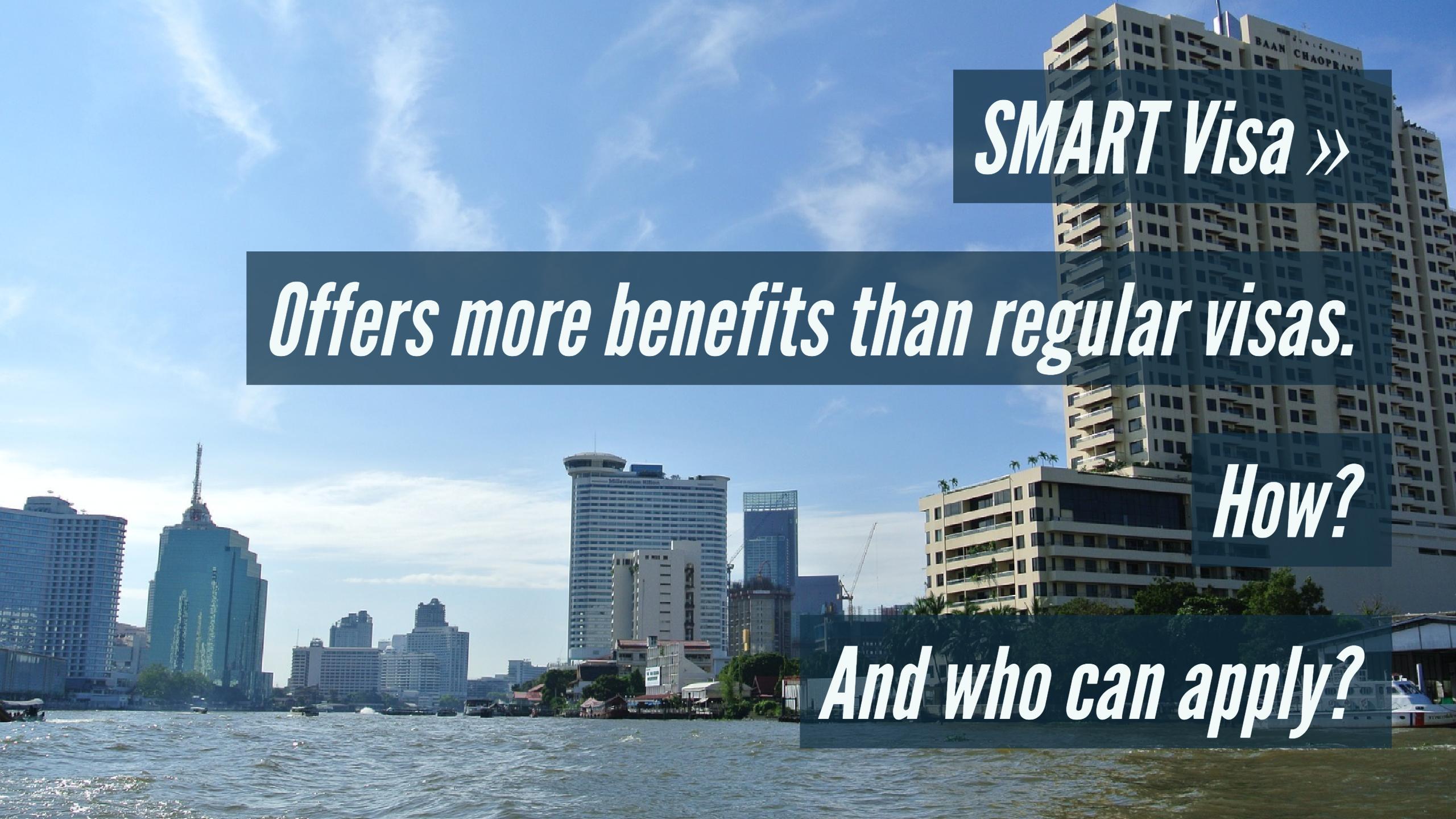 SMART Visa Thailand