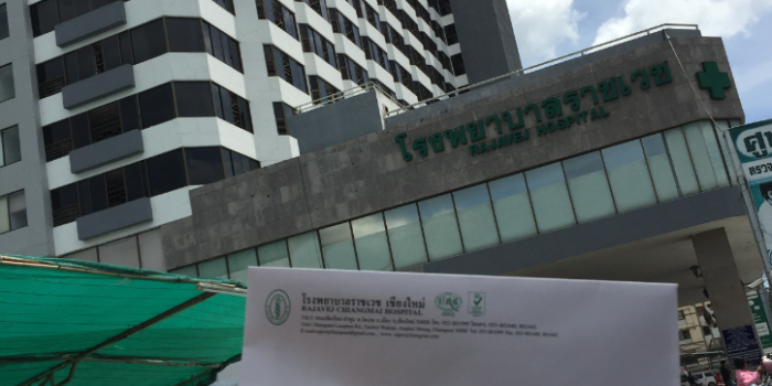 How to get a medical certificate in 15 minutes driving license in Thailand