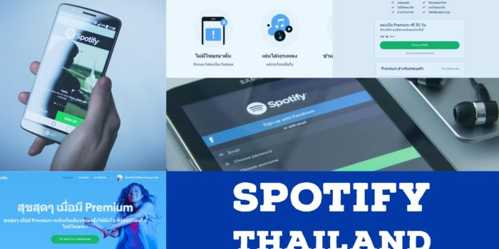 Spotify is coming to Thailand
