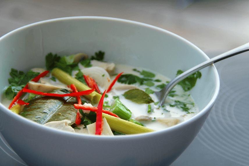 Guide til thai mad