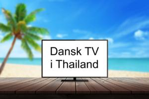 Dansk TV i Thailand